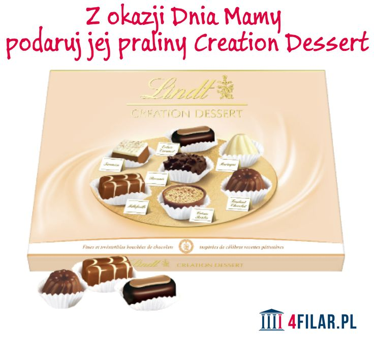 Praliny Creation Dessert