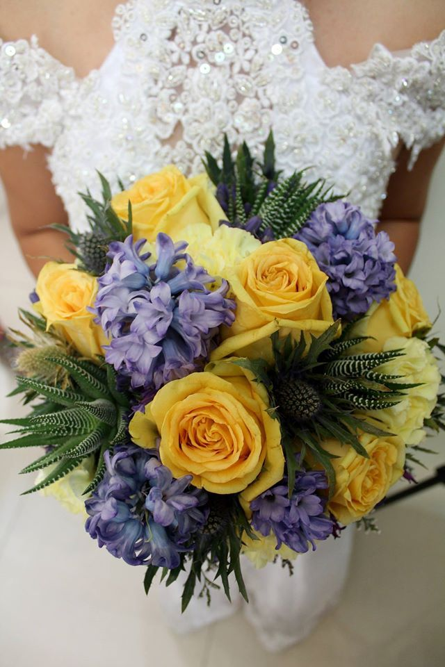 500 Days of Summer Wedding Inspired Bridal Bouquet