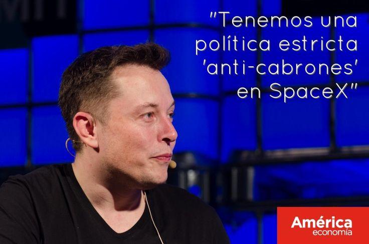 Las 30 mejores frases de Elon Musk, CEO de Tesla y SpaceX