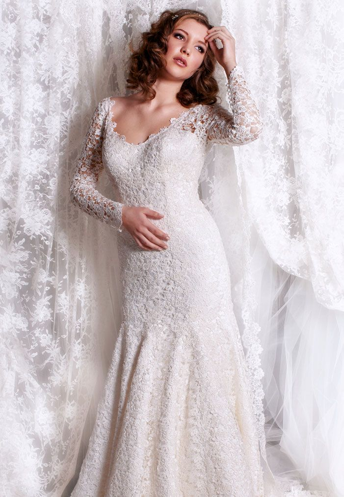 8 best Things to Wear images on Pinterest | Bridal gowns, Crochet ...