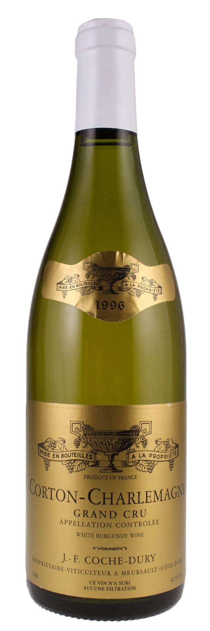 1996 Coche-Dury Corton-Charlemagne Grand Cru