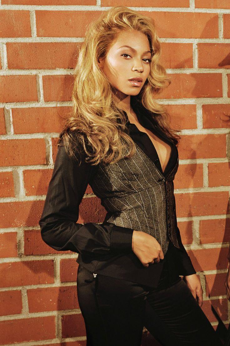 """vintagewoc: """"Beyonce in FHM (1999) """""""