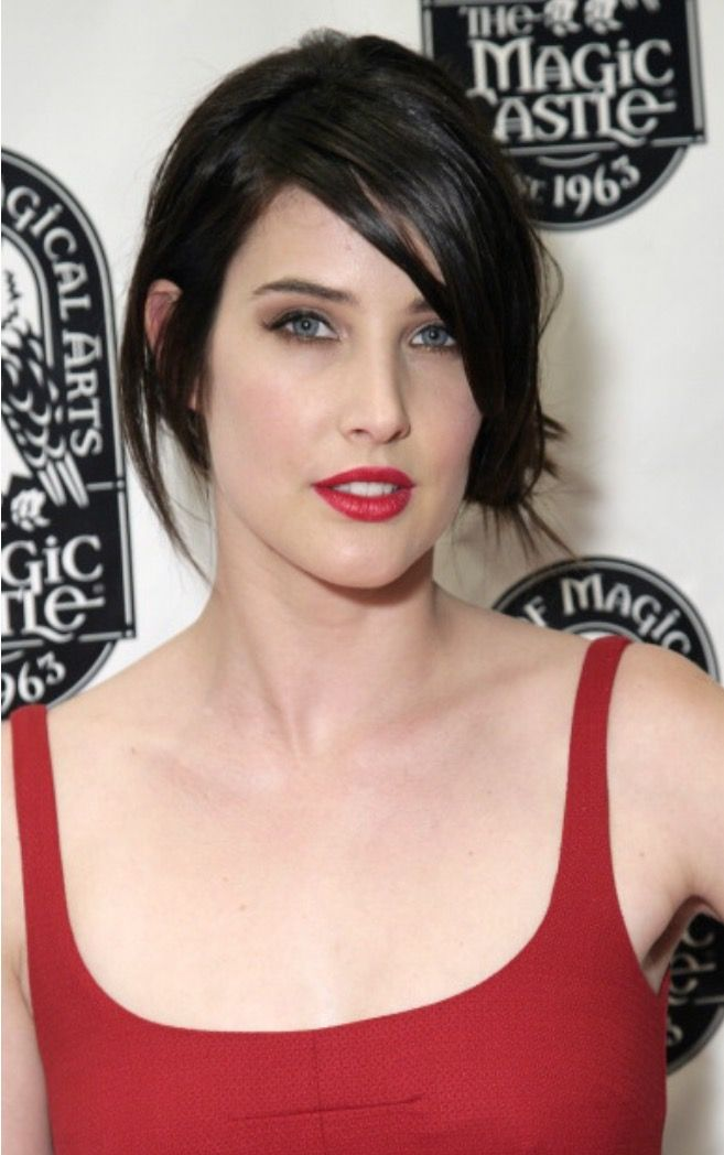 Cobie Smulders  39th Annual Academy Of Magic Awards  7th April 2007  Beverly Hilton Hotel in Beverly Hills, California