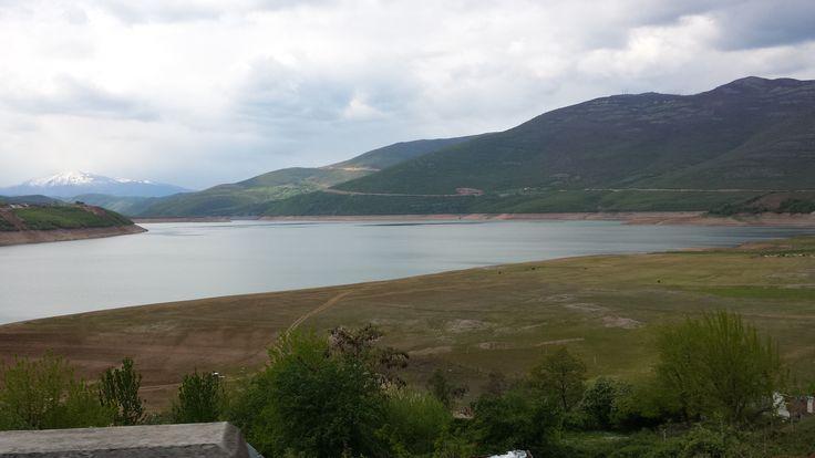 Drim Nehri Kukes Arnavutluk