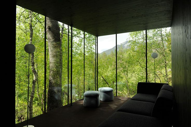 The Stunning Home From 'Ex Machina' Is Actually a Norwegian Hotel