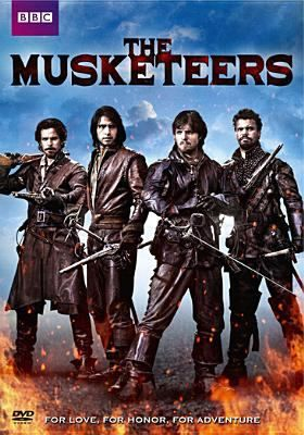 The Musketeers  (DVD) : On the streets of seventeenth century Paris, law and order is an idea more than a reality. In addition to being King Louis XIII's personal bodyguards, Athos, Aramis, Porthos, and their new friend D'Artagnan, stand resolutely for social justice, honor, valor, love, and for the thrill of it all. They must fight to maintain order and protect their King and Queen against the worst intentions of the ruthless Cardinal Richelieu and his secret weapon, Milady.