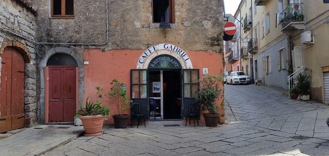 Tempio+Pausania,+Al+Caffè+Gabriel+personale++di+fotografia+di+Franco+Pampiro:+Rinaggju,+Terra+Nullius.