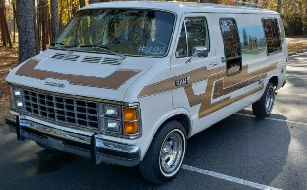 Tropic Traveler Conversion 1981 Dodge Ram Van Dodge Ram Van