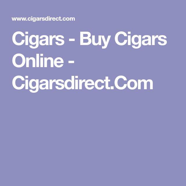 Cigars - Buy Cigars Online - Cigarsdirect.Com
