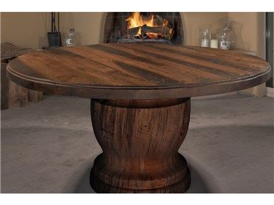 Shop For The Olde Mercantile Buchanan Dining Table, And Other Dining Room  Tables At High Country Furniture U0026 Design In Waynesville, NC   North  Carolina.