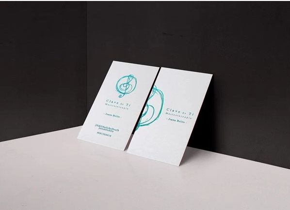 28 Musician Business Card Design You Must See