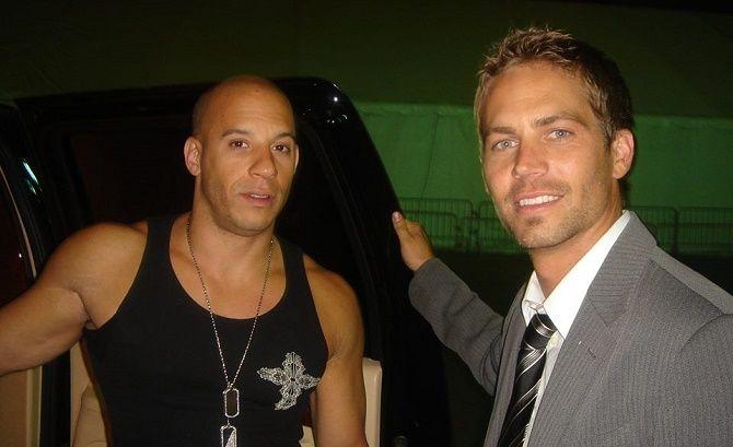Vin Diesel Still Affected By Paul Walker's Death, Posts Touching ...