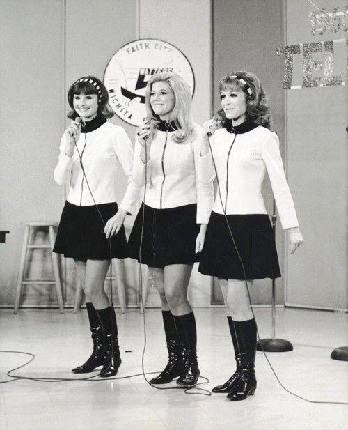 Lori Saunders, Meredith MacRae & Linda Kaye Henning - The Girls Of 'Petticoat Junction'