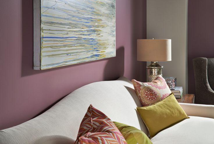Hay que aplicar estos colores estratégicamente para combinar con tu decoración.