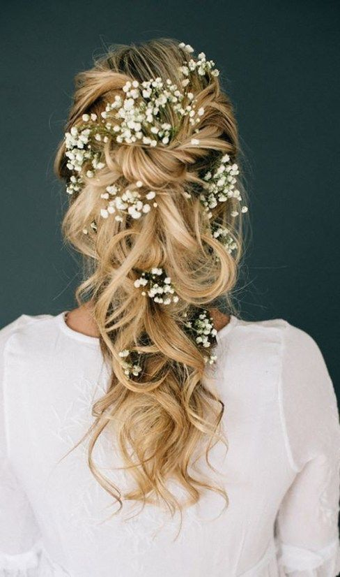 10 Pretty Braided Wedding Hairstyles