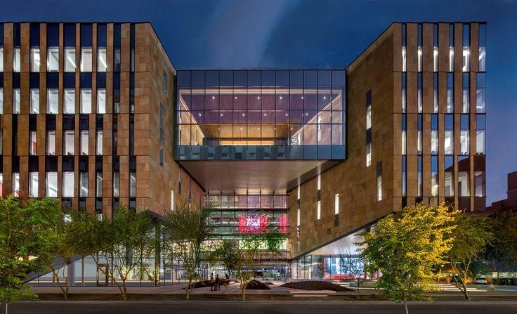 Centro Beus for Law and Society en la Universidad Estatal de Arizona  Más info y fotos: