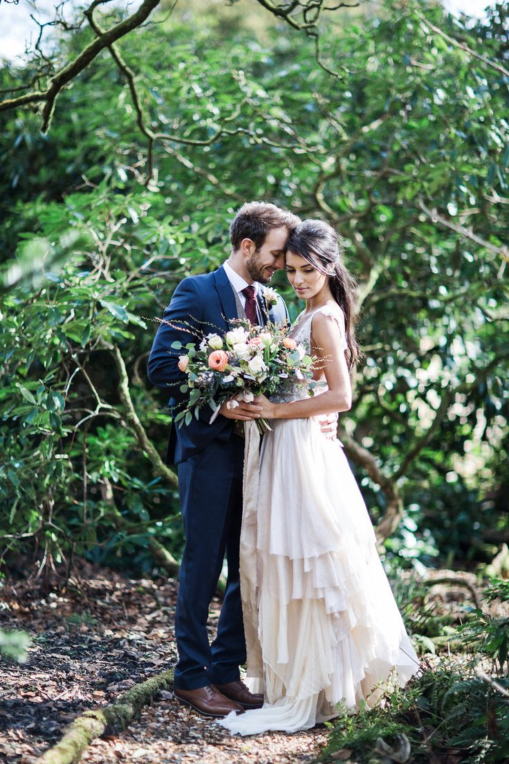 Big Chief Tipis Magical Woodland Wedding With Styling By Nina Marika Flowers Petal Twig Ruth Milliam Couture Gowns Stationery Print For Love
