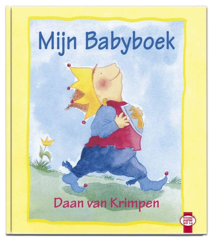 Wil jij graag de hoofdrol spelen in je eigen boek? Wat dacht je dan van dit boekje waarin je als prins of prinses op zoek gaat naar je kroon.  #babyboek #baby #herinnering #personaliseren #Personalgifts