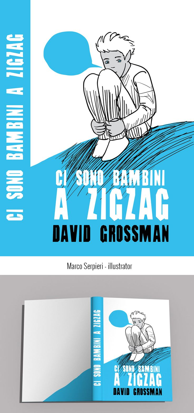 """the zigzag kid"" Grossman"