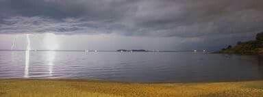 The #spectacle & #drama of #Rainy #Season #Thunder & #Lightning @ #LakeMalawi #Nanchengwa #Lodge