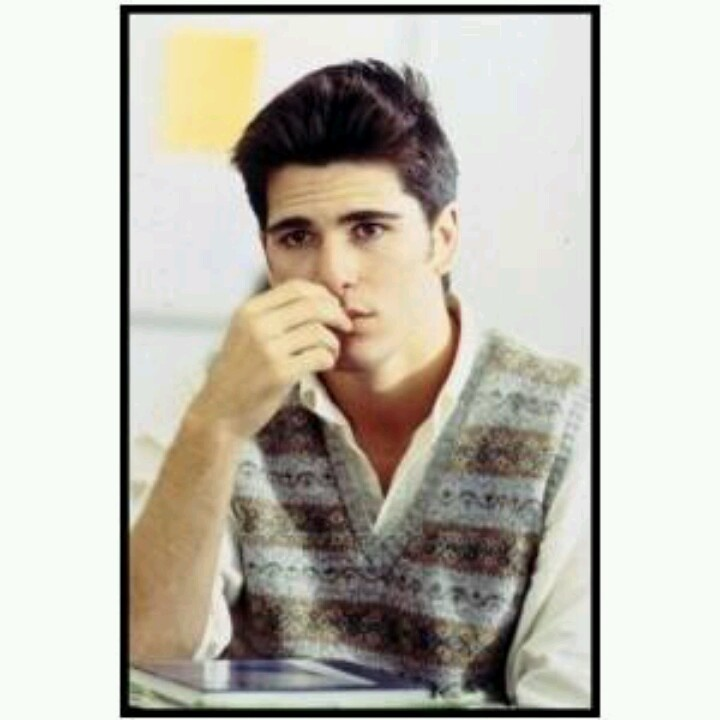 Jake Ryan- Sixteen Candles. Has a sweater vest ever looked so good ...
