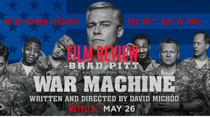 War Machine (2017) Film Review (Brad Pitt)My review for the new Netfix movie staring Brad Pitt War Machine. source... Check more at http://tamil.swengen.com/war-machine-2017-film-review-brad-pitt/