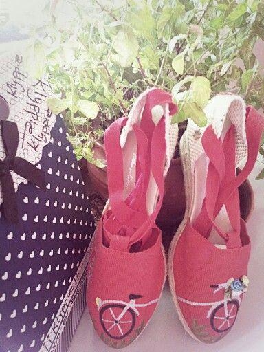 Zapatillas de Klyppie para mi desfile