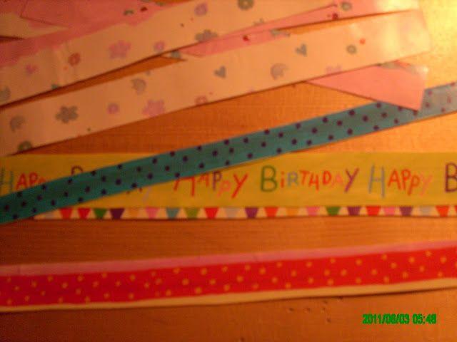 #washi tape #handmade #kawaii