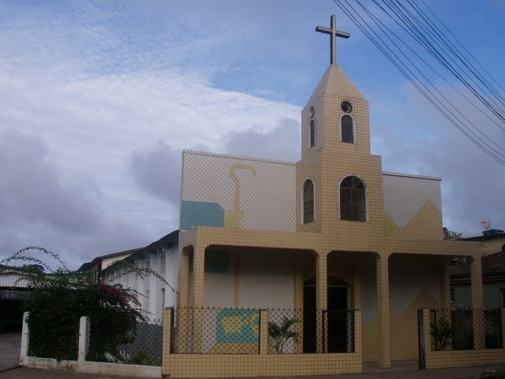 Comunidade Bom Pastor - Paróquia São Lázaro - Manaus, AM - Brasil