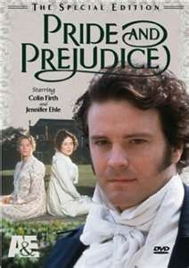 The A&E version of P&P. The first time I fell in love with Colin Firth.