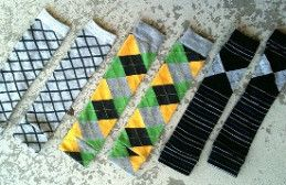 Tutorial: Make arm warmers from knee socks | Sewing | CraftGossip.com