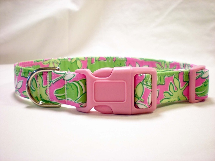 .pink collarLilly Dogs, Dog Collars, Lilly Pulitzer, Design Handbags, Dogs Collars, Lilly Collars, Levis, Lilies Dogs, Adorable Animal