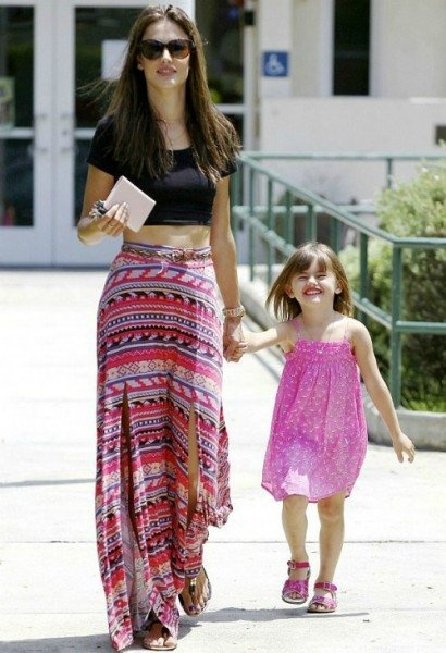 174 best Maxi skirts & crop tops images on Pinterest