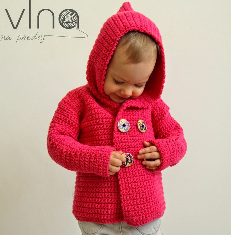 www.VlnaNaPredaj.sk: Motýle na kabáte návod na svetrík