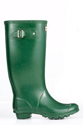 Hunter boot: Oprah's best (wide calf) list