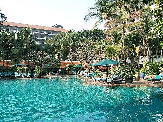 Marriott Resort & Spa - Cluster Sales Office in พระนคร, กรุงเทพมหานคร