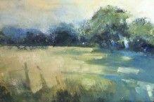 Hannah Woodman - Spring Shadows, Mylor