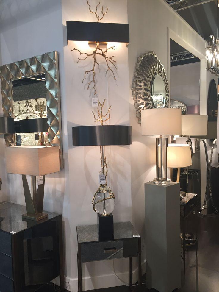 Освещение Бра Лампа Золотые ветви Стекло Арт Деко Lighting Lamp sconce Golden dranches glass Art Deco