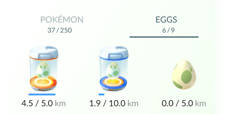 [Tip] Hatch eggs without walking in Pokémon Go