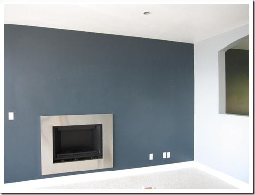 The house of blues gull benjamin moore and modern for Benjamin moore slate grey