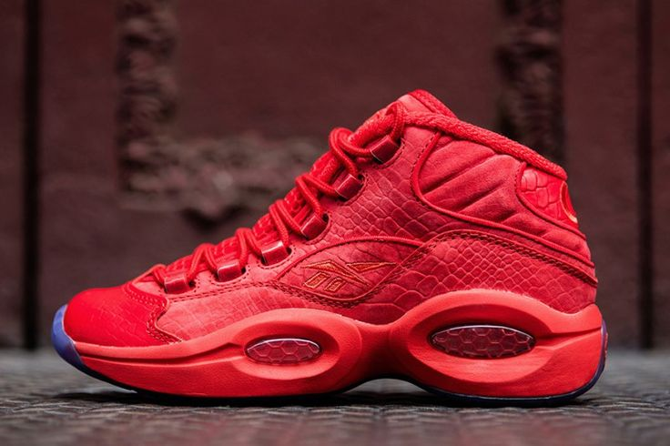 Teyana Taylor's Reebok Question Collaboration Will Finally Release This Week
