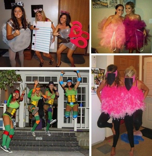 adult costumes rock paper scissors body buff ninja turtles flamingos costumes pinterest. Black Bedroom Furniture Sets. Home Design Ideas