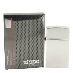 Zippo Original Eau De Toilette Spray Refillable By Zippo