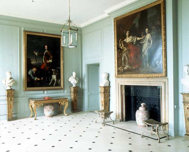 WEST COUNTRY HOUSE - London Interior Designer Melissa Wyndham