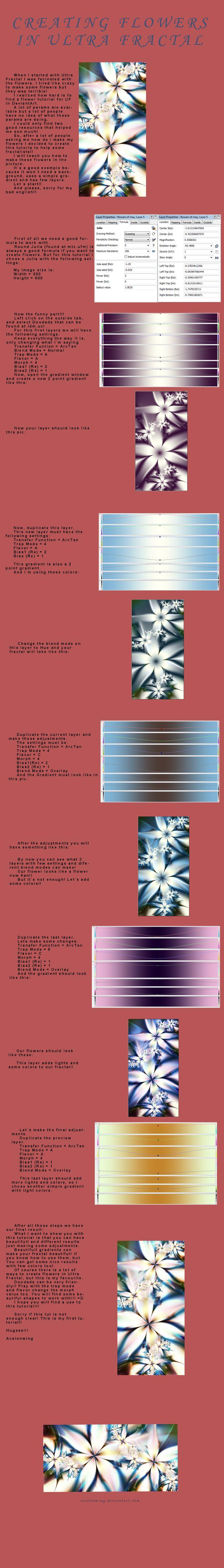 10 best fractal images on pinterest fractal art fractals and i have been asked about how do i create my flowers in ultra fractal baditri Gallery