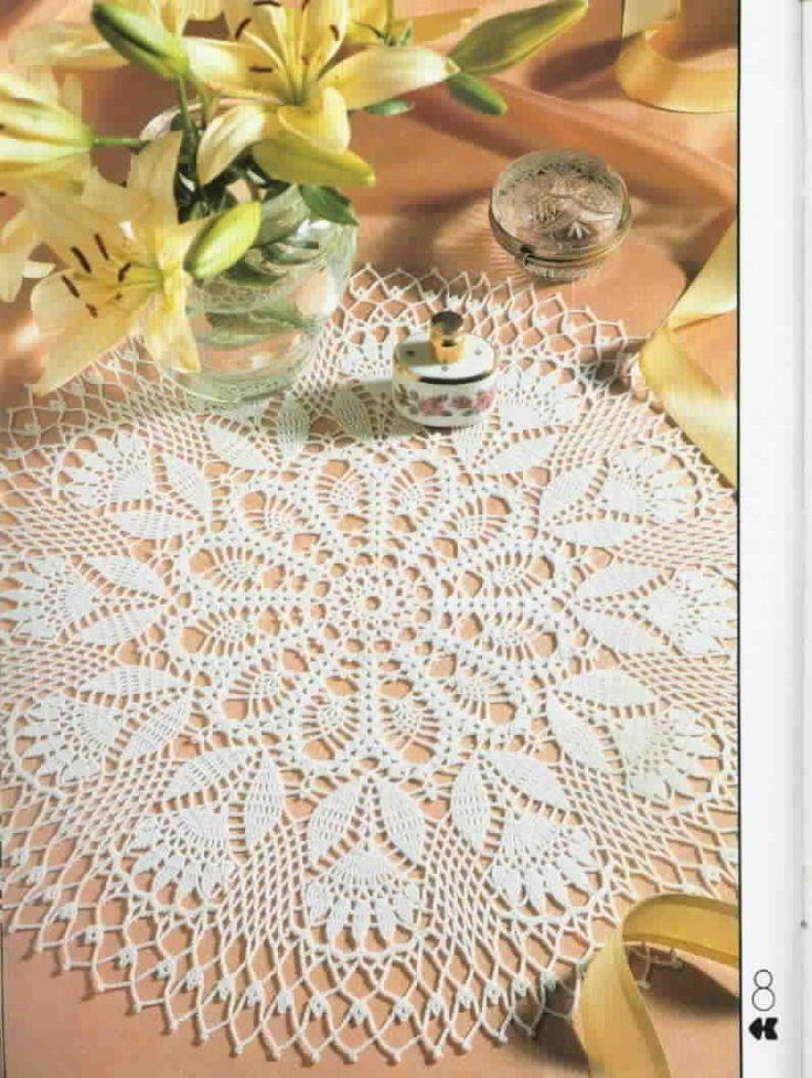 Albumarkiv - Decorative Crochet Magazines n° 21