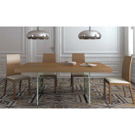 Mesa de comedor Clear, excelente diseño a un precio increíble. En Mobel K6 encontrará muchos modelos de mesas de comedor que cumplen todo lo que necesitas