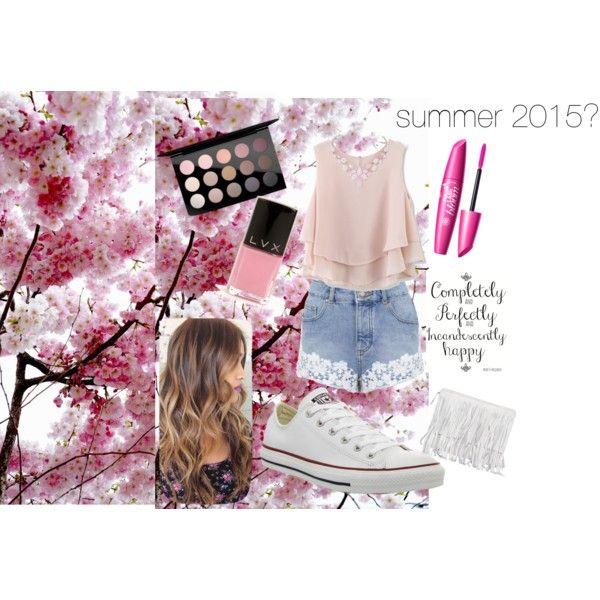 summer fashion by georgiahondromara on Polyvore