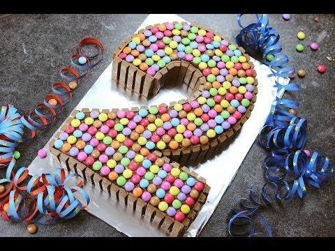 ♥ Geburtstagstorte   Geburtstagstorte   Kindergeburtstag ♥ – YouTube   – Arzu