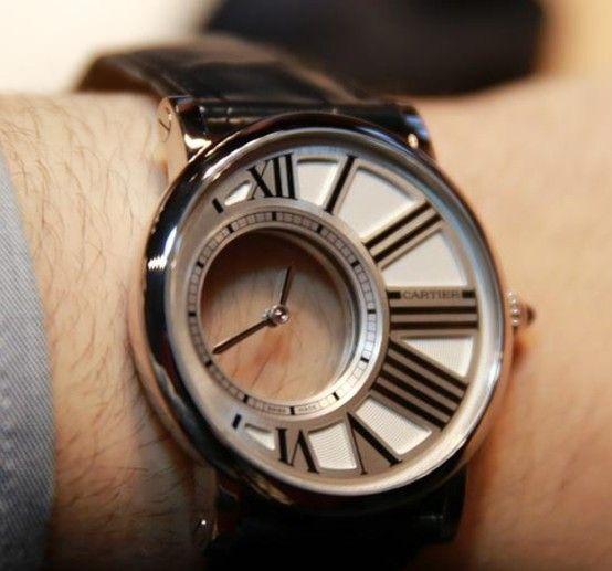 CARTIER Men's Timepiece